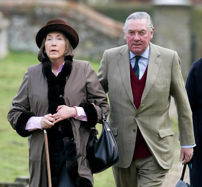 Celia was a close family friend of the royals.
