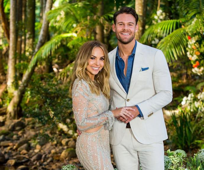 After months of split speculation, Angie and Carlin confirmed they had parted ways in June this year.