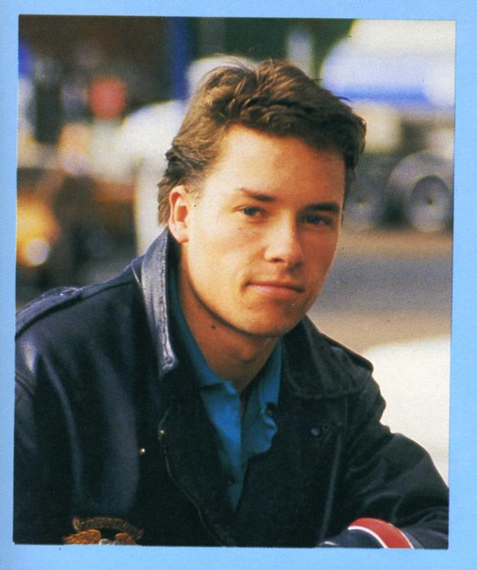 Guy played heartthrob Mike Young on the show.