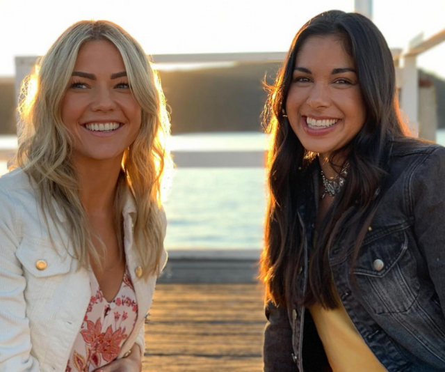 How stunning are these two Summer Bay besties?!