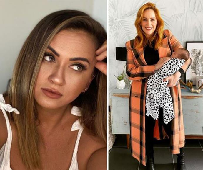 Mishel's followers recently called her out for plugging a teeth aligner on Instagram. The reality star says she struggles to make money off Instagram, while fellow *MAFS* superstars Cam and Jules Merchant can command thousands of dollars for sponsored content.