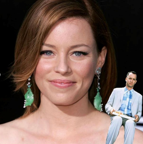 Elizabeth Banks created the monster... one of the original posters to catapult the trend into viral territory, her meme was simple: (Tom) Hanks on Banks.