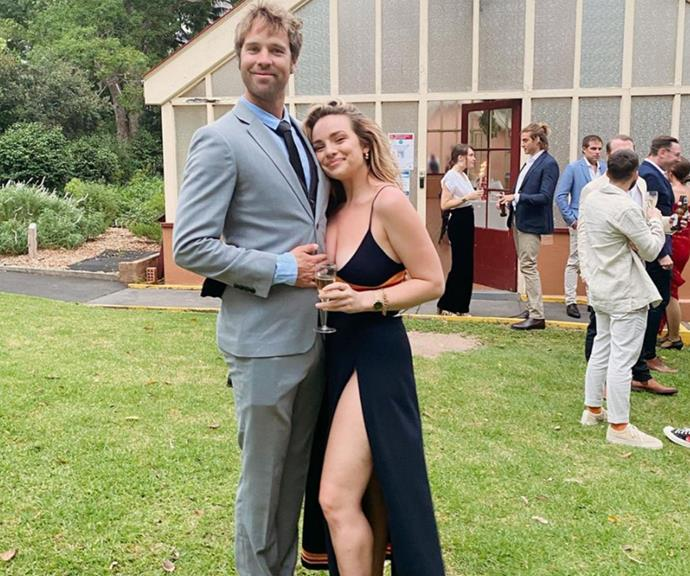 Insta official! After months of rumours, Abbie has seemingly confirmed she's dating Danny Clayton by sharing this loved-up snap.