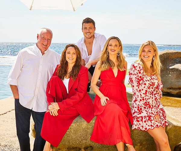 The Home and Away cast are incredibly thankful for the year they'd had.