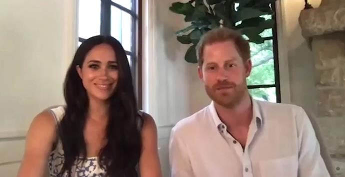 Prince Harry and Duchess Meghan have launched a podcast on Spotify.