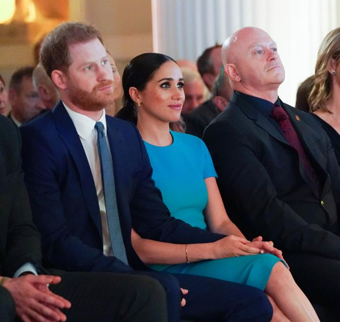 After stepping back as senior royals, the pair have been busy working on various new projects behind the scenes.