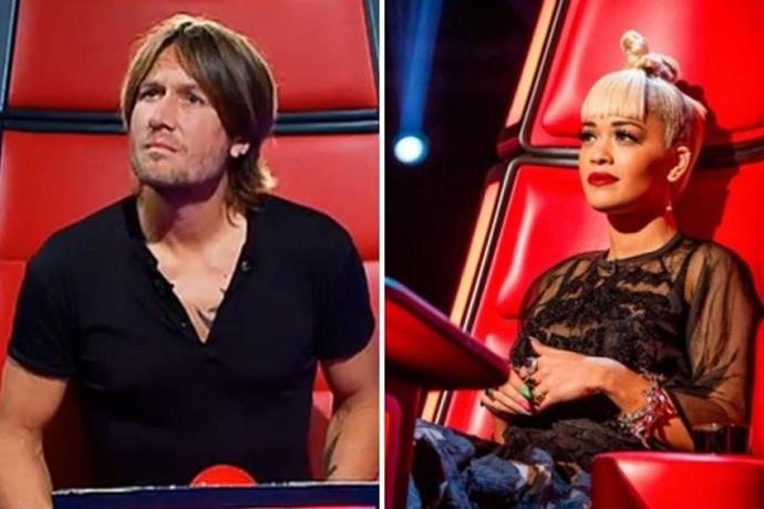 Keith Urban and Rita Ora are joining the new-look version of The Voice when it moves to Channel Seven in 2021.