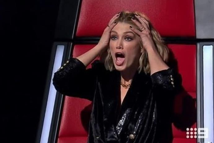 """Last week Delta confirmed she wouldn't be back for another season, writing on Instagram: """"What a ride we had red chair!"""""""