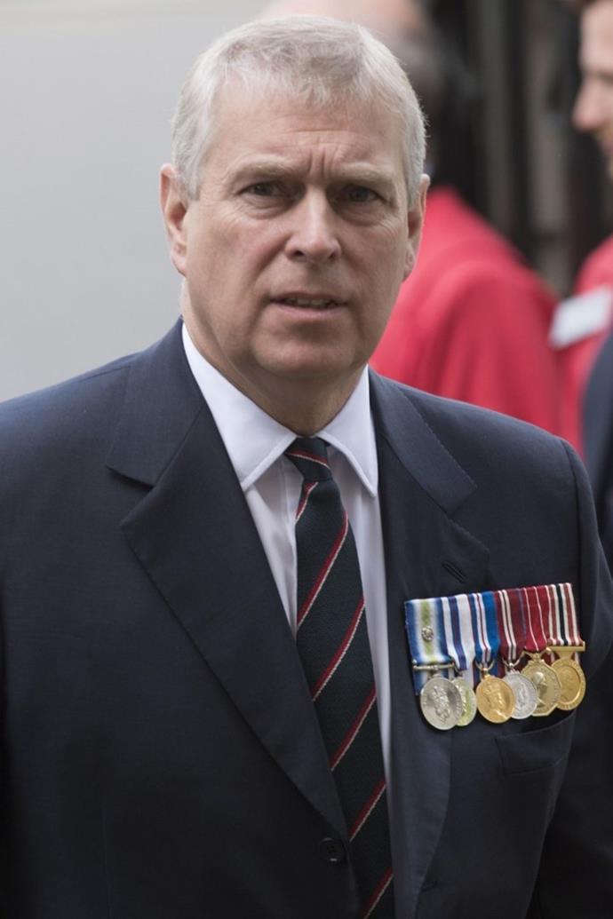 The Duke of York's involvement in the Epstein case is still under investigation.