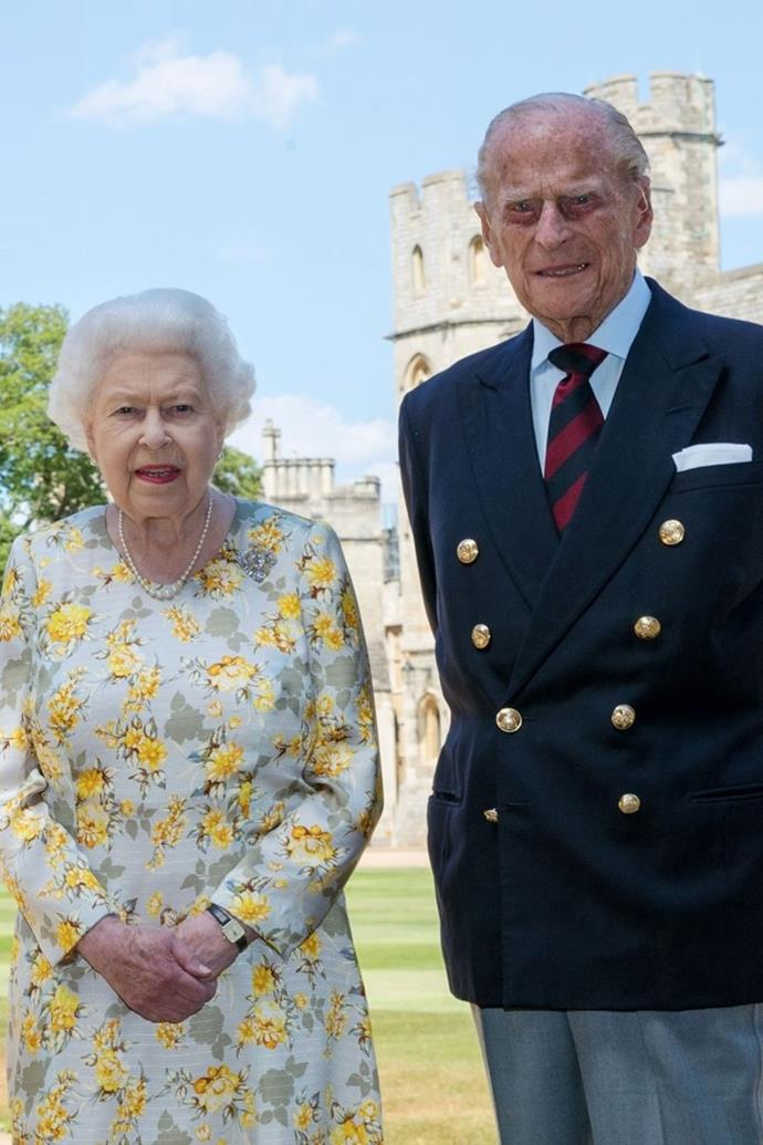 The Queen and Prince Philip showed they're still going strong on his 99th birthday - a top innings!