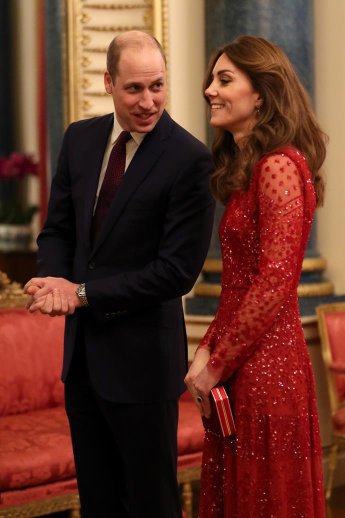 Kate and Wills still find time for date nights between the hustle and bustle of work and parenting.