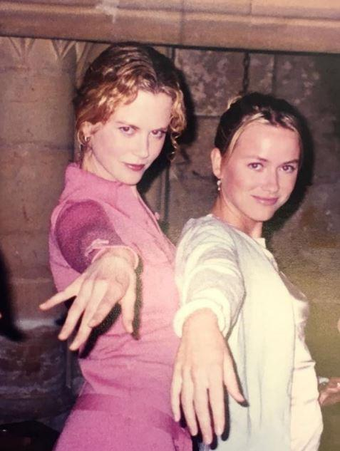 """She'd say, 'just hang in there, Nai, all it takes is one thing',"" Naomi says of her long-time friend Nicole Kidman's support."