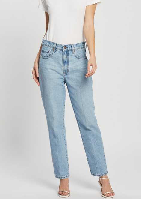 """Nobody Denim Hutton Jeans, $91.60 (on sale). **[Buy them online here.](https://www.theiconic.com.au/hutton-jeans-1062734.html