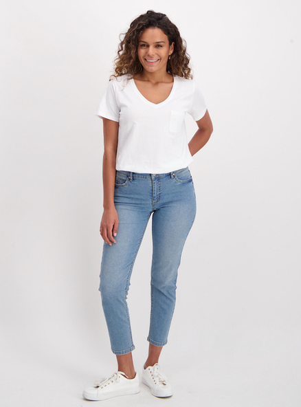 "Best&Less Skinny Jean Ankle Grazer, $20. **[Buy it online here.](https://www.bestandless.com.au/Categories/Women%27s-Clothing/Women%27s-Jeans-and-Jeggings/Womens-Skinny-Jean-Ankle-Grazer/WRS20B321_1038428_LIGHT_BLUE_LIGHT_DENIM_PLAIN|target=""_blank""
