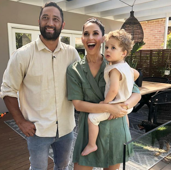 Zoe and Benji are expecting a second child.