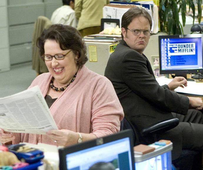 *The Office*, again? Yep!