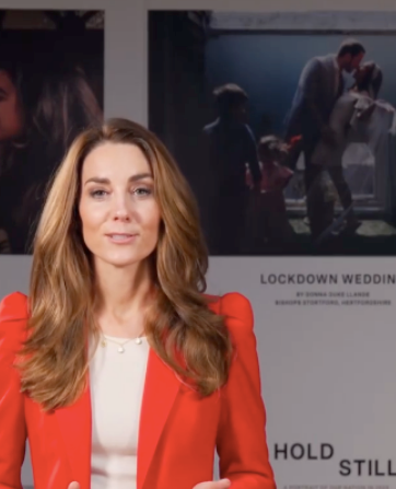"""In November, Kate released a series of videos to discuss her [*Hold Still* photography competition](https://www.nowtolove.com.au/royals/british-royal-family/kate-middleton-video-calls-65946
