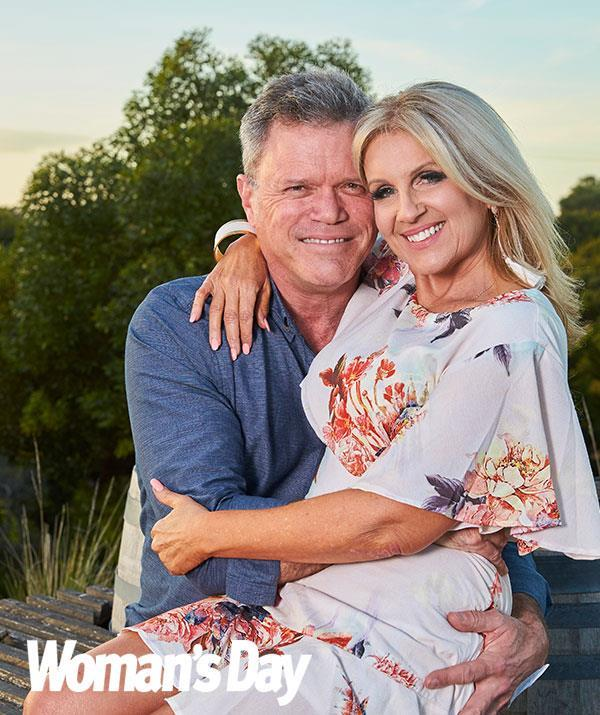 Melissa and Fred shared their love story with Woman's Day in 2018.