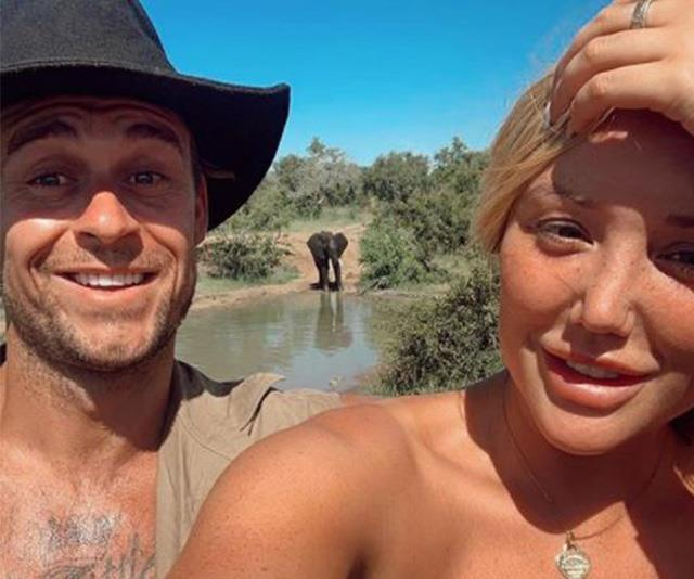 Ryan Gallagher and Charlotte Crosby were the last big *I'm A Celeb* romance.