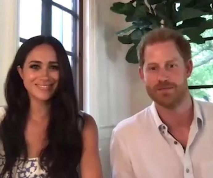 Harry and Meghan have also partnered with Netflix via Archewell.