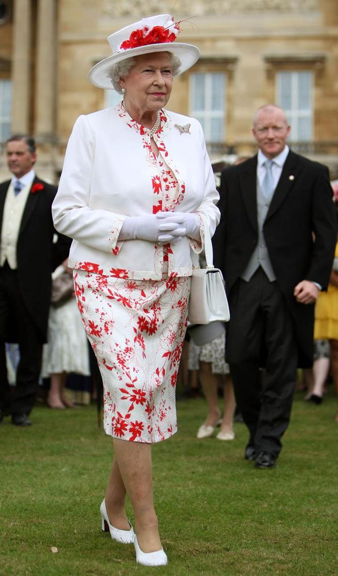 The Queen's Garden Parties will not go ahead in 2021.