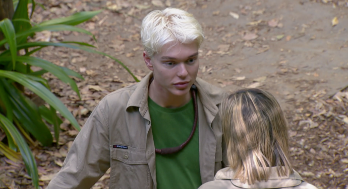 Jack has a tense discussion with Pettifleur about the cosmetic work he's had done to his face.