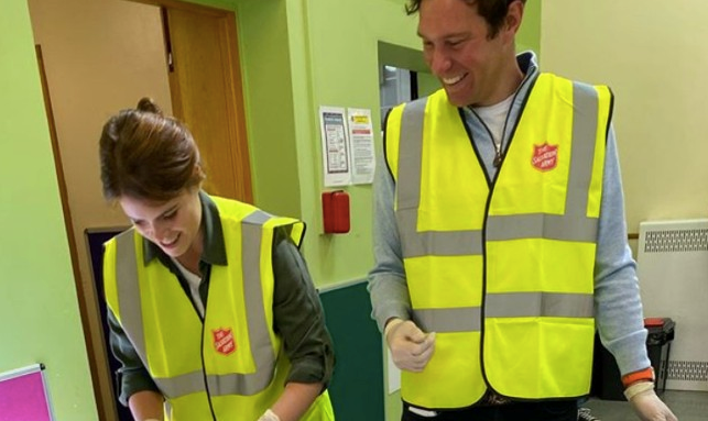 Princess Eugenie and husband Jack Brooksbank are expecting their first child early this year.