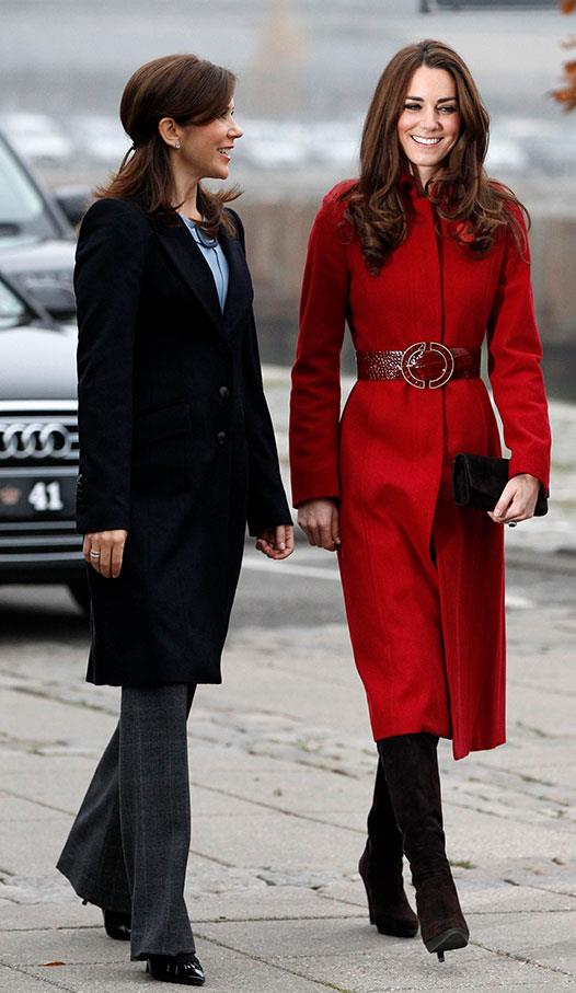 Mary and Kate make for the ultimate power duo.