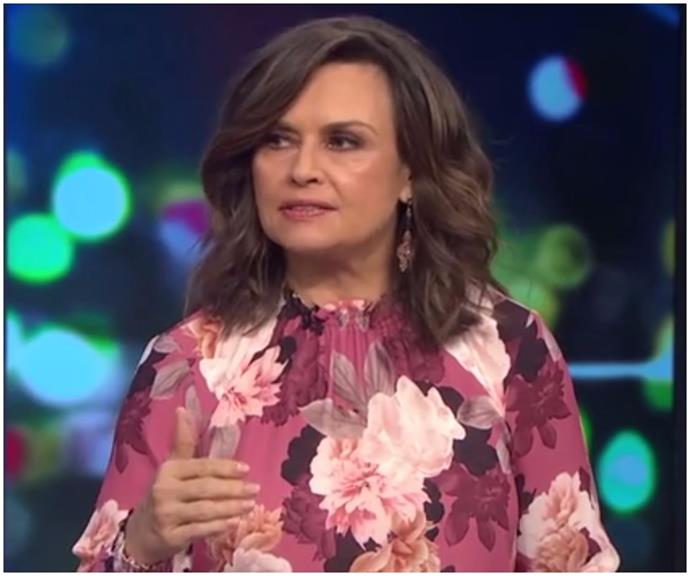 "Lisa Wilkinson called out Trump's actions as ""criminal""."