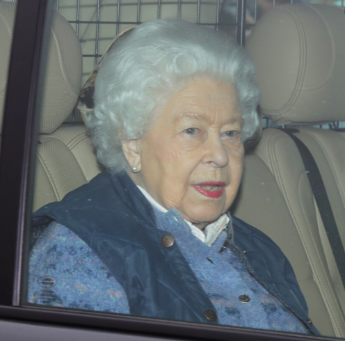 The Queen has officially received the first of the COVID-19 vaccinations.