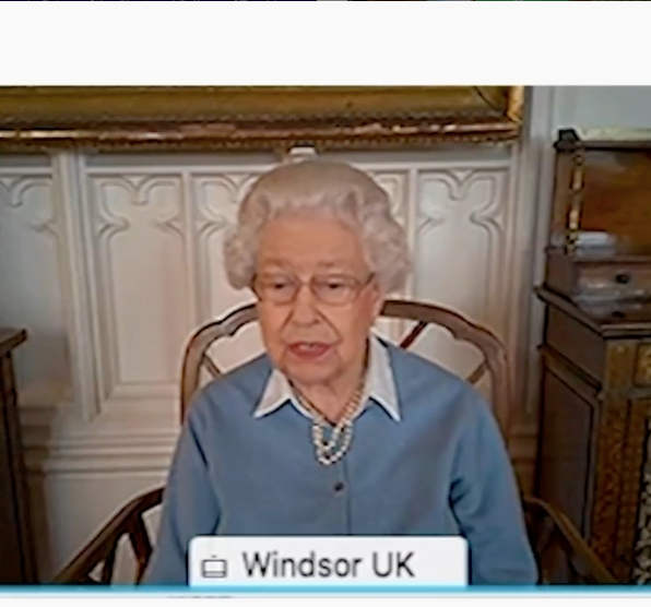 The Queen has modernised and adapted throughout the COVID-19 pandemic.