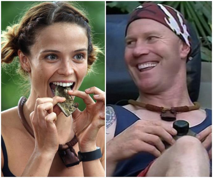 While the pair met for the first time in the jungle, apparently it took a little while for the sparks to fly. According to Lauren who spoke about the experience in the years following, it was an innocent catch up a year later that made them realise there was something there.