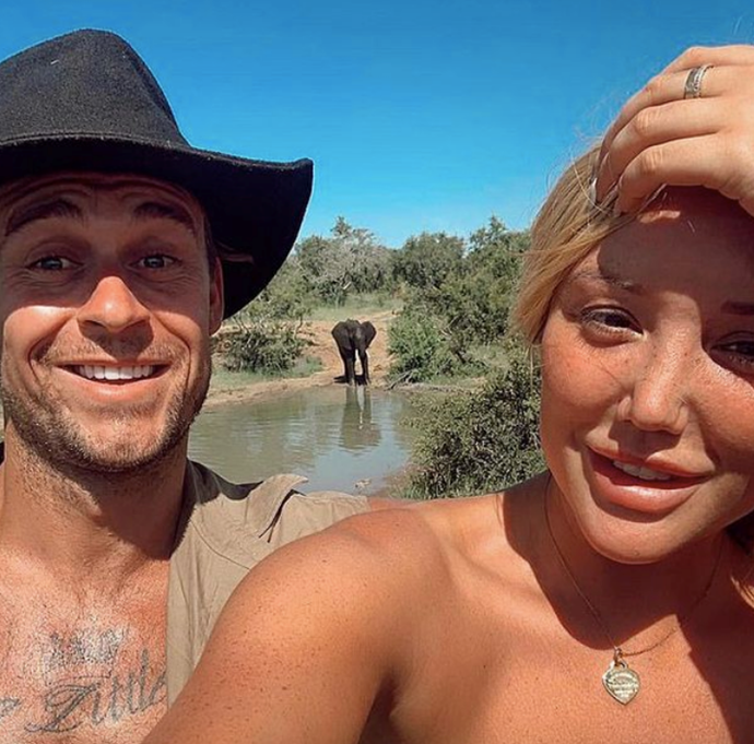 """The pair took their relationship beyond the jungle too - and it *did* last a few weeks (practically years in reality TV land). But in February 2020, [Charlotte confirmed they had gone their separate ways,](https://www.nowtolove.com.au/reality-tv/im-a-celebrity-get-me-out-of-here/charlotte-crosby-ryan-gallagher-break-up-62706