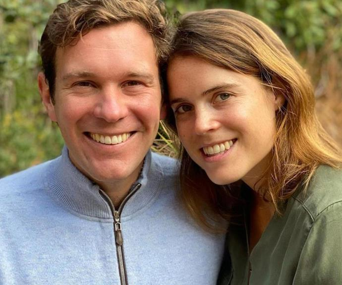 It is not yet known the extent of detail Eugenie and Jack will provide about their newborn.