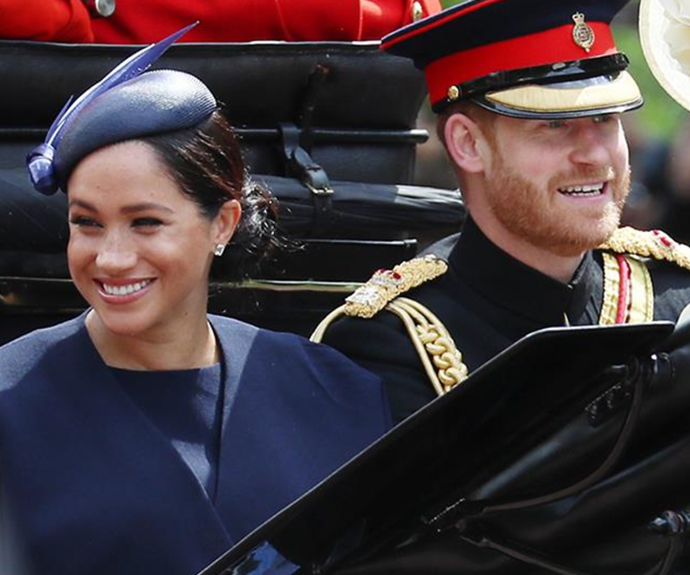 The Duke and Duchess may return to the UK for the annual Trooping The Colour celebrations in 2021.
