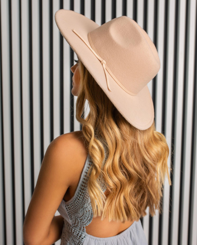 "We're also big fans of the wider fedora style - and with a cute name to boot. The Archie Wide Brim Felt Hat is available from City Beach. $29.99, **[buy it online here.](https://www.citybeach.com.au/archie-wide-brim-felt-hat?itemId=3074457345628042119|target=""_blank""