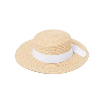 "Same same, but different - straw is also a go-to for any hat lover. This Forever New Julia Boater Hat is an all-round classic. $44.99, **[buy it online here.](https://www.forevernew.com.au/julia-boater-hat-266727?colour=natural-white|target=""_blank""