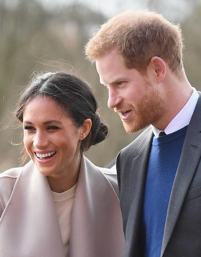 Harry and Meghan are hoping to attend Trooping The Colour in June.