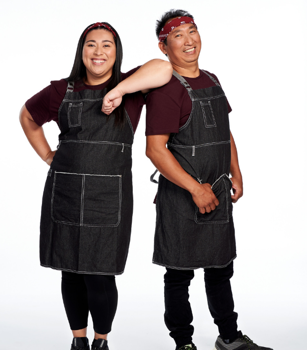 **Jobelle and Rani, VIC** <br><br> Originally from the Philippines, Rani and Jobelle moved to Australia 13 years ago in search of a brighter future. As a child in the Philippines, Jobelle promised herself that she would one day go on *The Amazing Race* with her dad.