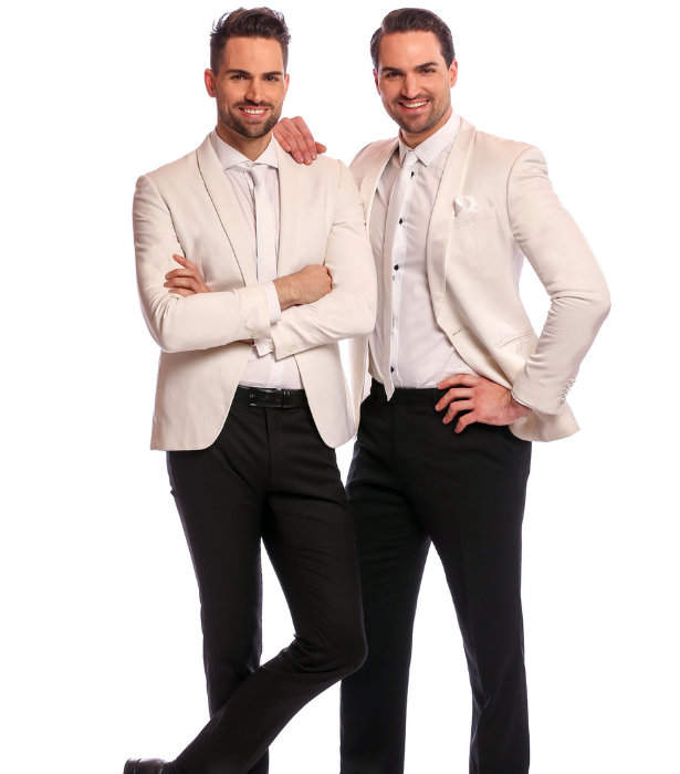 """**Alex and Jack, NSW** <br><br> Adonis on the outside, quirky on the inside: no other team know each other better than Alex and Jack. Although they love to bicker endlessly, Jack describes Alex as his """"favourite human."""""""