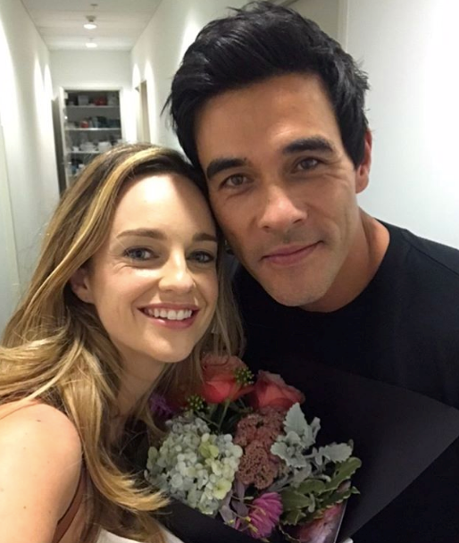 """A brother and sister-like bond: Penny McNamee and James Stewart's portrayal of the Morgan siblings has cemented the pair's real-life friendship off screen. <br><br> Their closeness was further emphasied when the actress shared a [touching tribute on James' birthday last October.](https://www.nowtolove.com.au/celebrity/home-and-away/james-stewart-birthday-tributes-65685