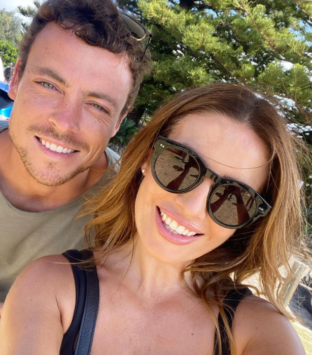 """Despite not filming many scenes together, [Paddy O'Connor and Ada Nicodemou are buds.](https://www.nowtolove.com.au/celebrity/home-and-away/home-and-away-cast-friendship-66272