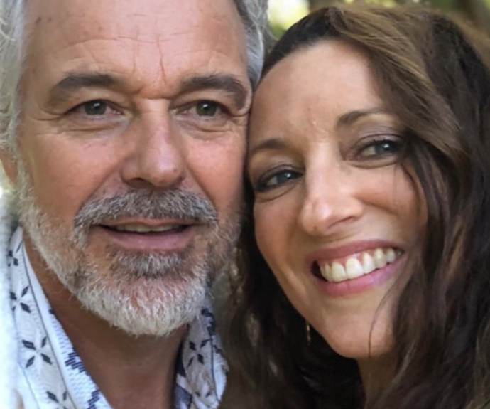 Cameron Daddo and Georgie Parker are friends since way back when, so the pair were thrilled when Daddo landed a gig on the show last year. Sadly, the actor has since departed Summer Bay but the pair remain close.