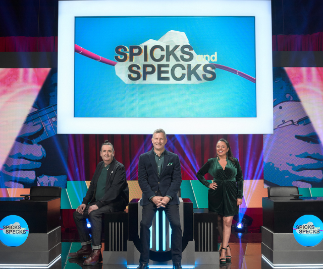 """**Spicks And Specks**, ABC <br> Not so much a quiz show as an institution in Aussie music and comedy, *Spicks And Specks* is back for a full season in 2021 – or, at least, a season of 10 episodes. <br>  The show, hosted by Adam Hills, with Myf Warhurst and Alan Brough as team leaders, ran from 2005 to 2011, but since then, fans have had to make do with occasional specials, because Adam's career has taken off in such a big way in the UK.<br>  The new season of *Spicks And Specks* promises to keep to the same formula that has kept viewers hooked, even in repeats, for so many years. As always, it will feature a bunch of great Aussie comedians, including Luke McGregor and Tom Ballard. <br>  To bring the show into the 2020s, Myf, 47, promises there will also be """"loads of young, amazing performers"""". Look out for G Flip and Alex Lahey"""