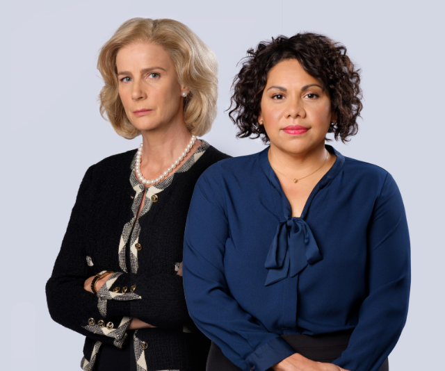 **Total Control, ABC**<br> The sight of two of Australia's greatest actresses – Deborah Mailman and Rachel Griffiths – in one drama trading verbal blows was every bit as good as we had hoped in this totally awesome drama.<br>  In the first series, Rachel's character, Prime Minister Rachel Anderson used the death of a senator to install newcomer to the political scene, Alex Irving (Deb) as a kind of stunt. But she got more than she bargained for with the flawed but very capable Alex.<br>  While Alex may have been able to unseat Rachel she must now face the judgement of the Australian people at the polls.  Does she have what it takes?