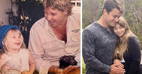 Pregnant Bindi Irwin's incredibly touching gesture to late father Steve Irwin as she prepares to welcome her first child