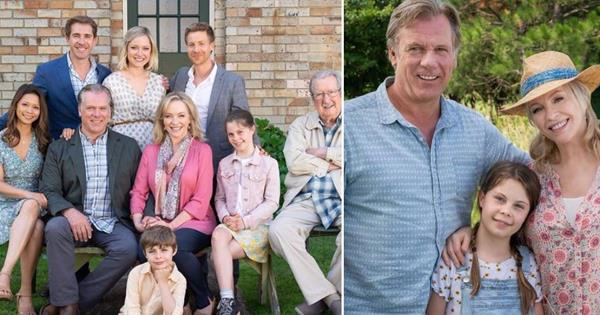 Rebecca Gibney shares sneak peek from Packed to the ...