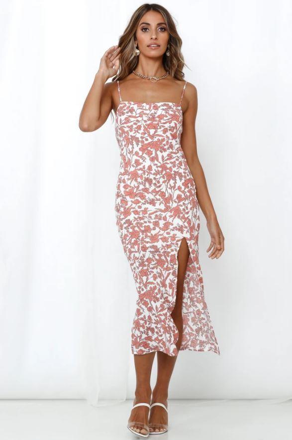 "Hello Molly clairvoyance midi dress in rust, $69.99. **[Buy it online here](https://au.hellomolly.com/products/clairvoyance-midi-dress-rust|target=""_blank""|rel=""nofollow"").**"