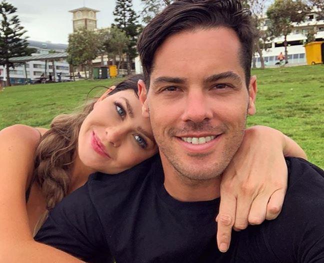 BIP romance: Megan went on to date Jake.