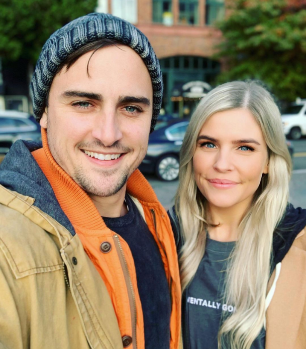 The couple met when Jenna joined the show in 2013.